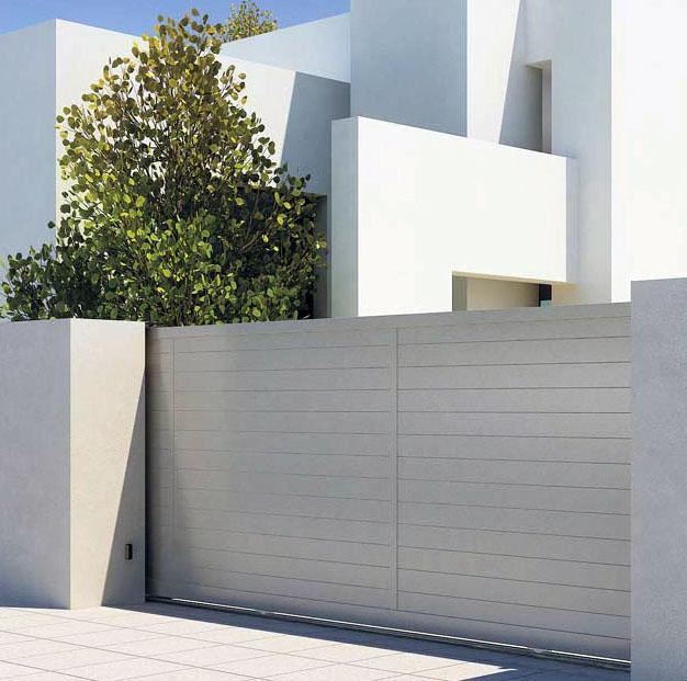 Vallas para casas las vallas de jardn pueden ser - Vallas para casas ...
